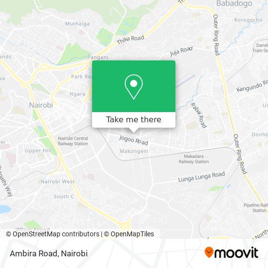 Ambira Road map