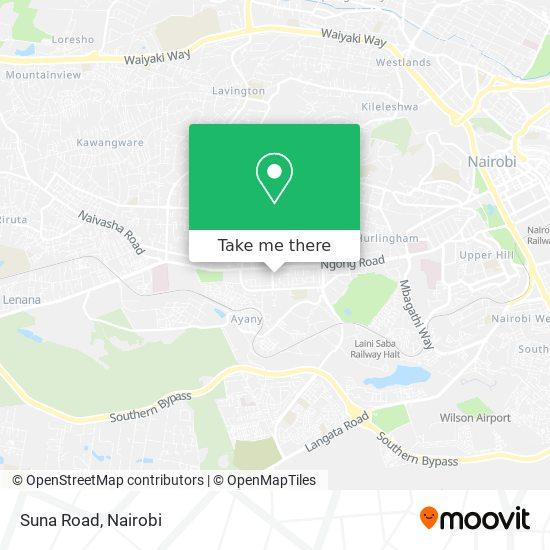 Suna Road map