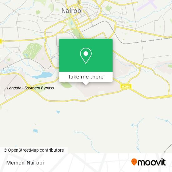 Memon map