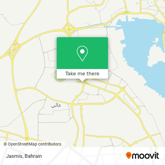 Jasmis map