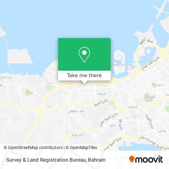Survey & Land Registration Bureau map