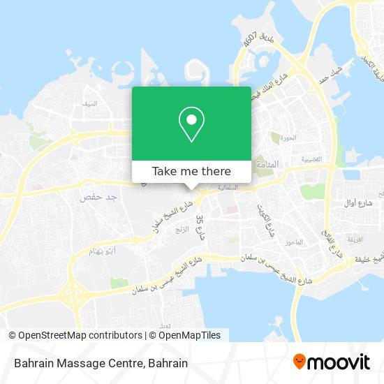Bahrain Massage Centre map