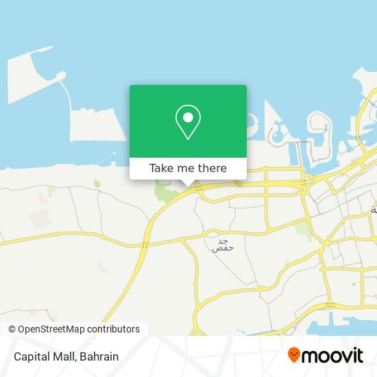 Capital Mall map