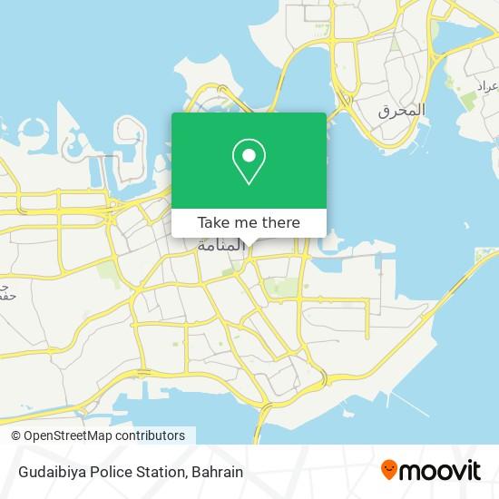 Gudaibiya Police Station map