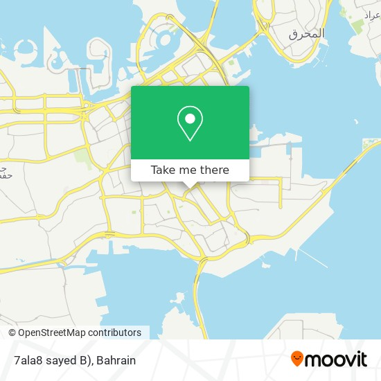 7ala8 sayed B) map