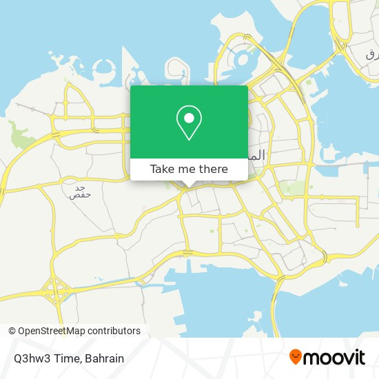 Q3hw3 Time map