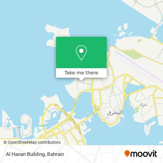 Al Hanan Building map