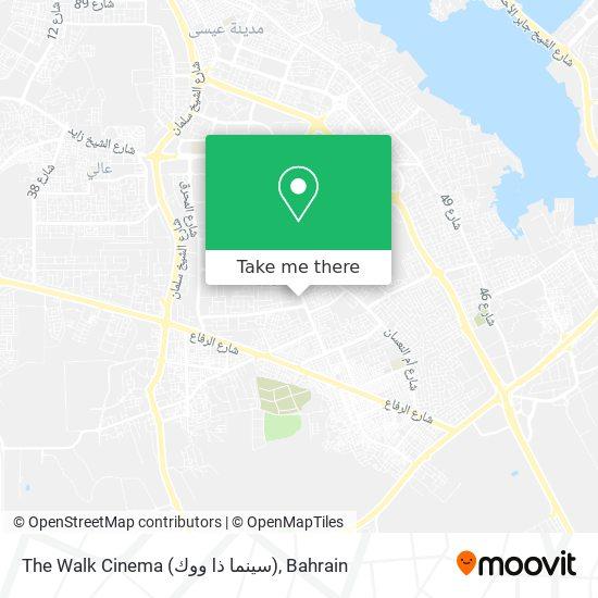 The Walk Cinema (سينما ذا ووك) map