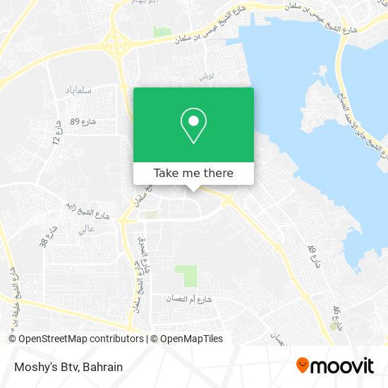 Moshy's Btv map