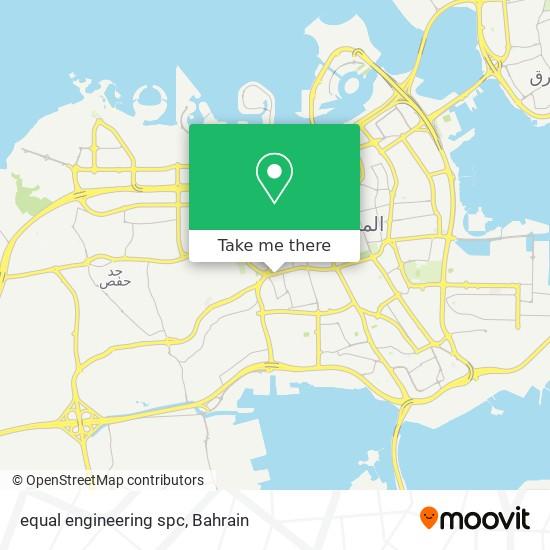 equal engineering spc map