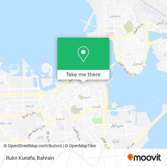 Rukn Kunafa map