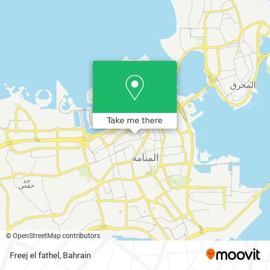 Freej el fathel map