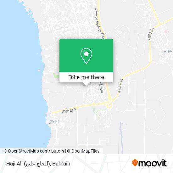 Haji Ali (الحاج علي) map