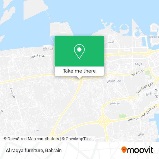 Al raqya furniture map
