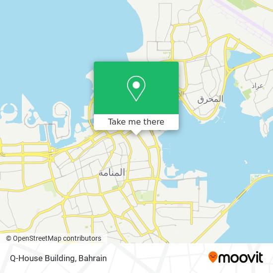 Q-House Building map