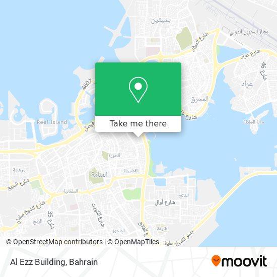 Al Ezz Building map