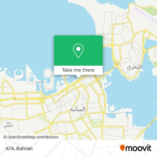 ATA map