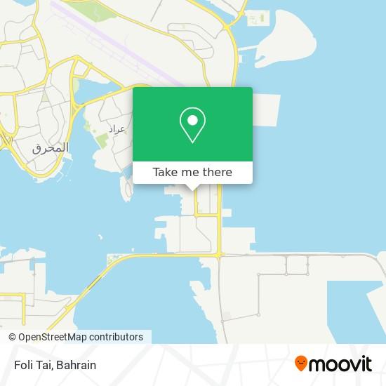 Foli Tai map