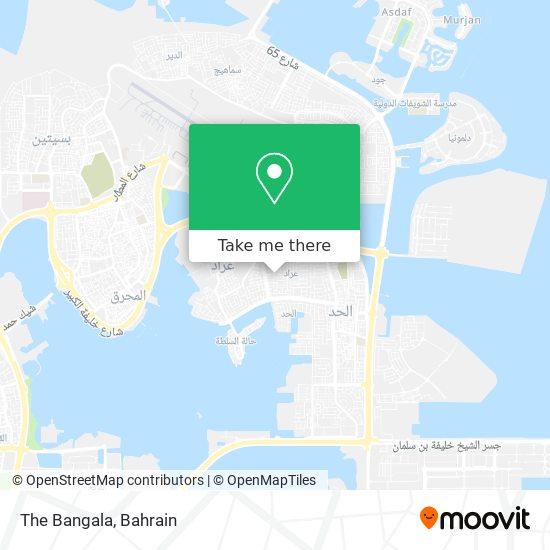 The Bangala map