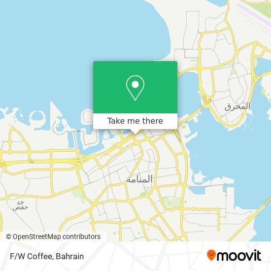 F/W Coffee map
