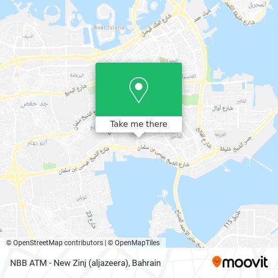 NBB ATM - New Zinj (aljazeera) map