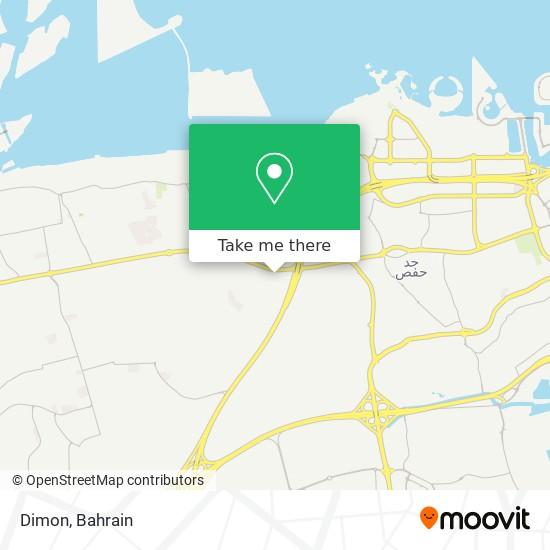 Dimon map