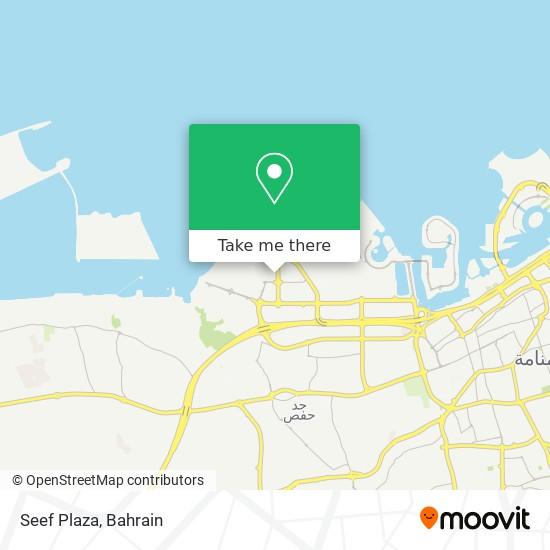 Seef Plaza map