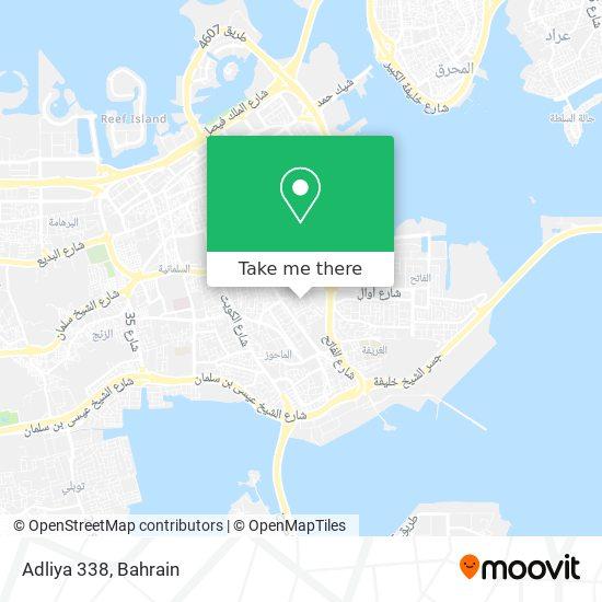 Adliya 338 map