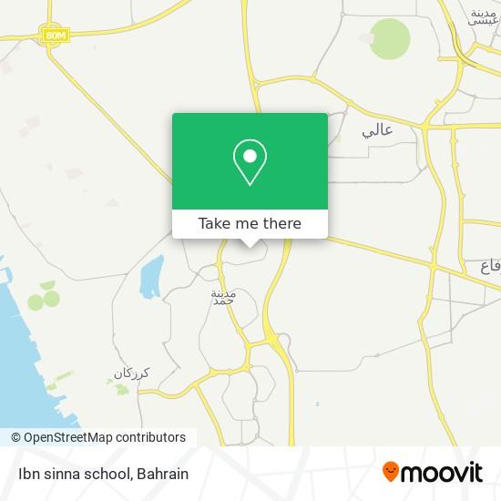 Ibn sinna school map
