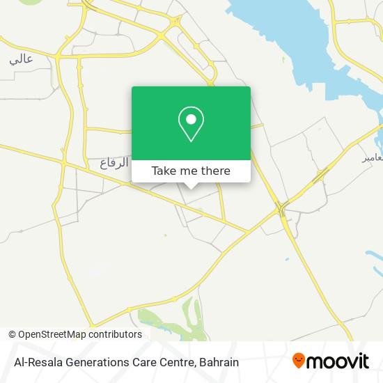 Al-Resala Generations Care Centre map