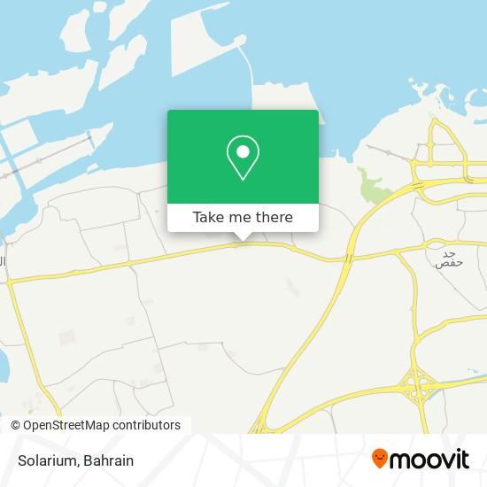 Solarium map