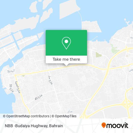 NBB -Budaiya Hughway map