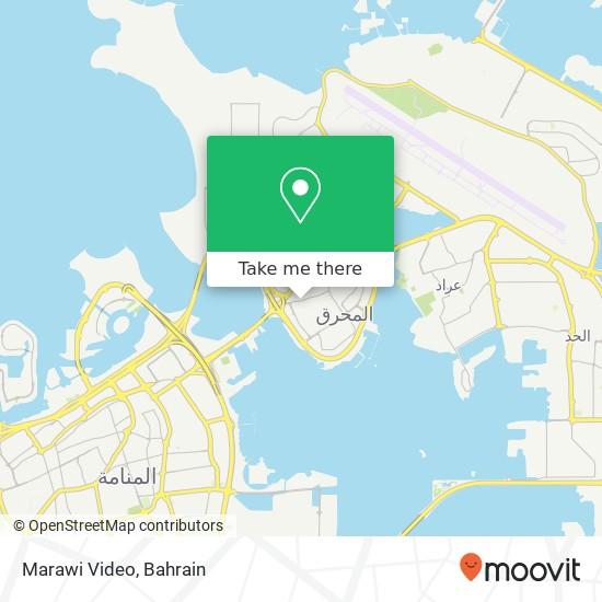 Marawi Video map