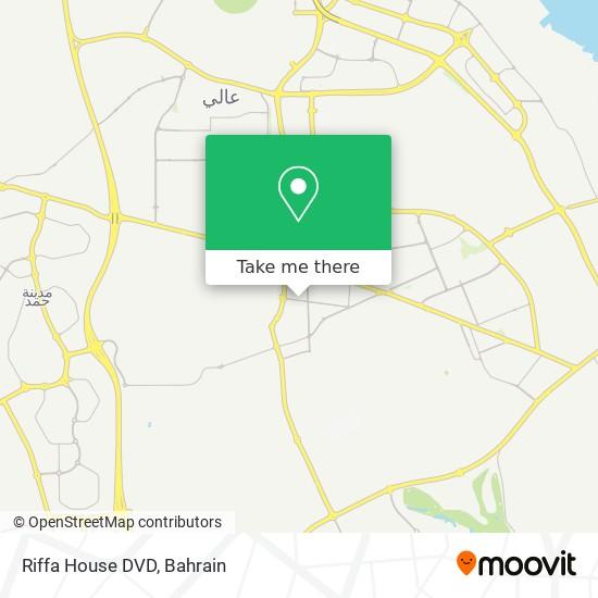 Riffa House DVD map