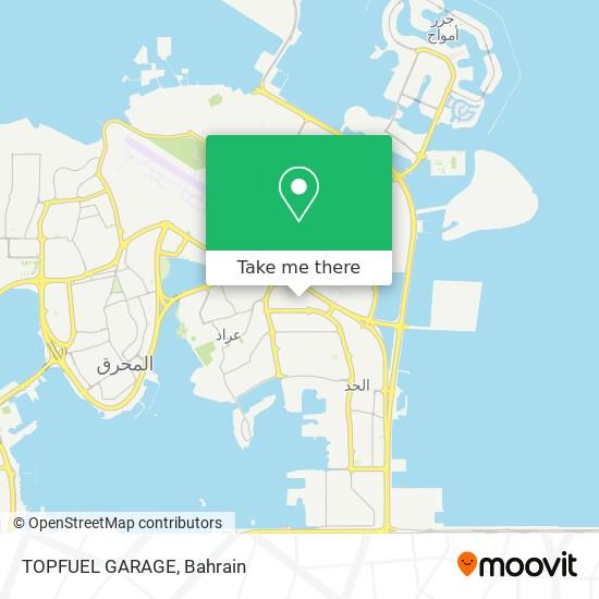 TOPFUEL GARAGE map