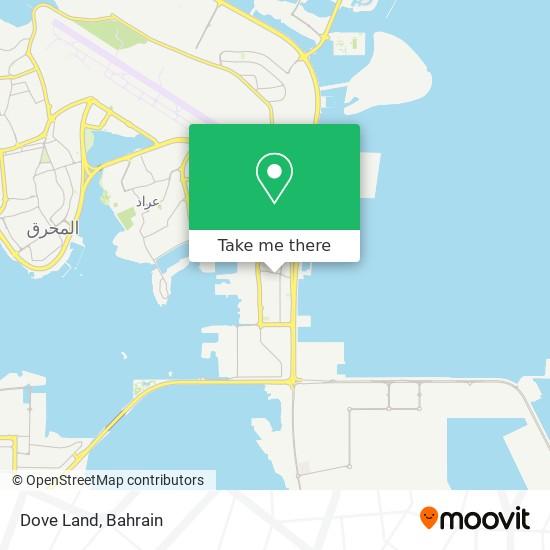 Dove Land map