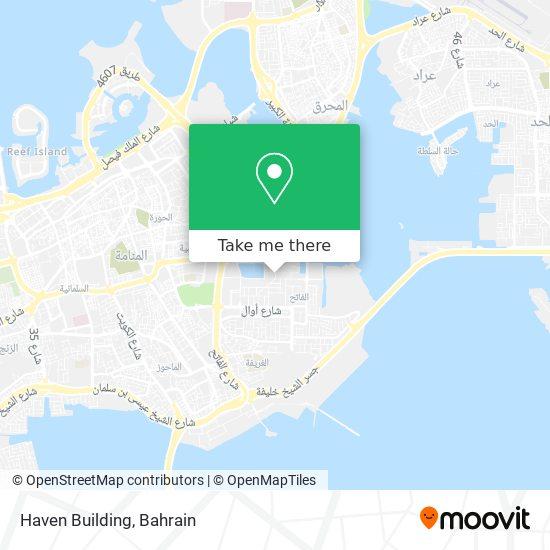 Haven Building map