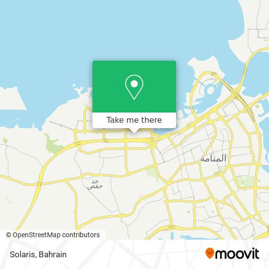 Solaris map