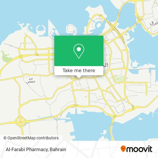 Al-Farabi Pharmacy map
