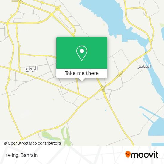 tv-ing map