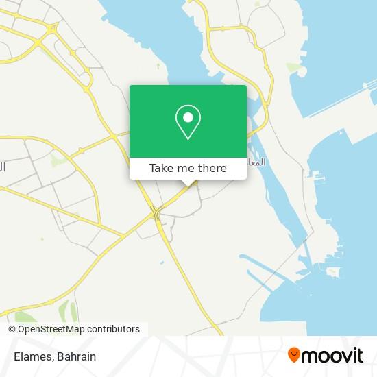 Elames map