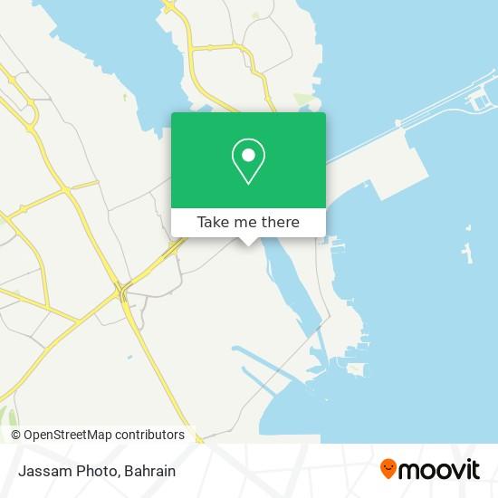 Jassam Photo map