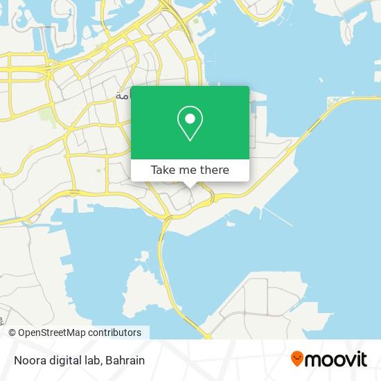 Noora digital lab map