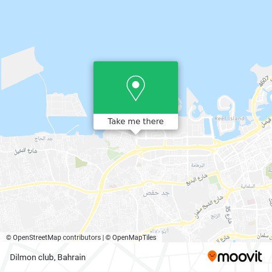 Dilmon club map