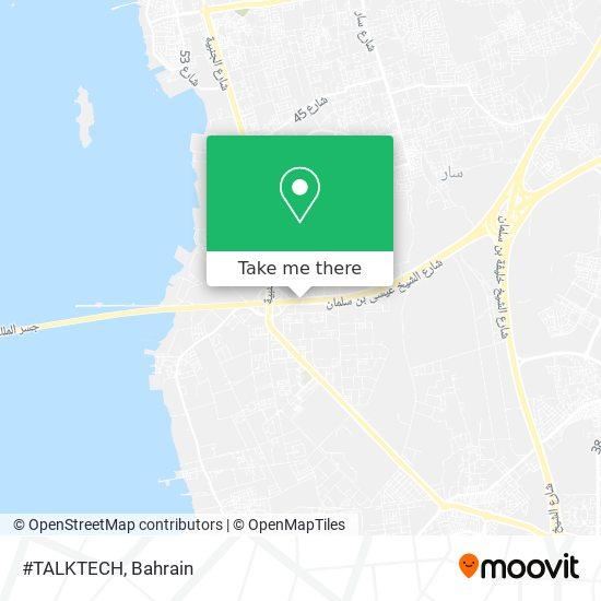 #TALKTECH map