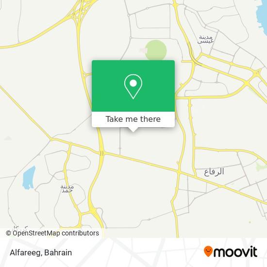 Alfareeg map