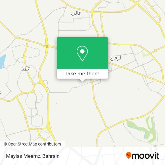 Maylas Meemz map