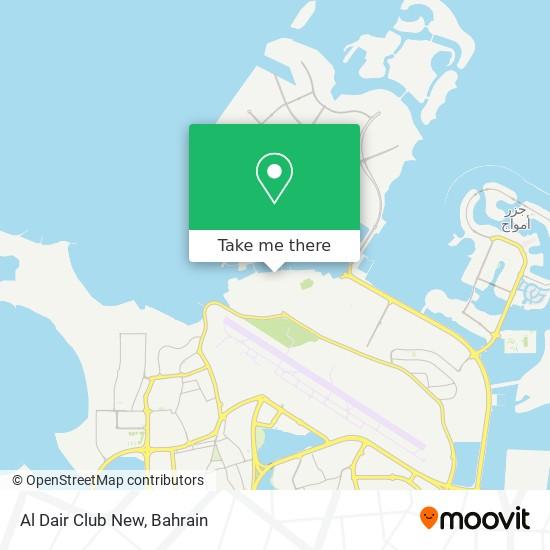 Al Dair Club New map