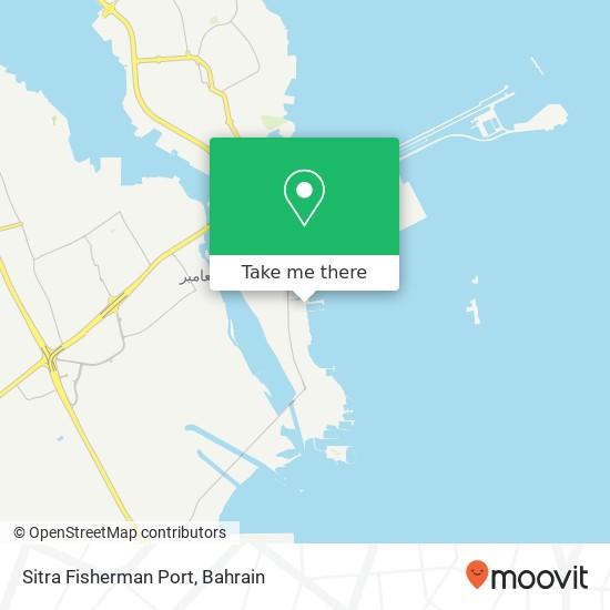 Sitra Fisherman Port map