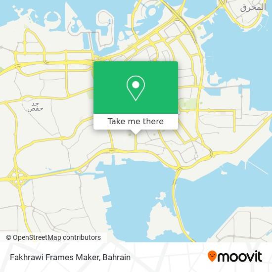 Fakhrawi Frames Maker map